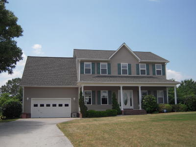 Stella Single Family Home For Sale: 149 Deepwater Drive