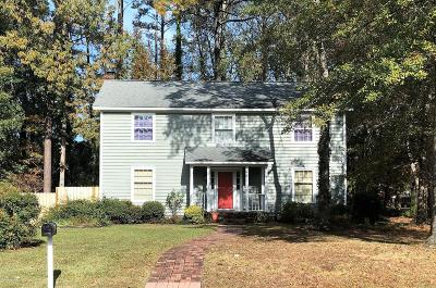 Greenville Single Family Home For Sale: 405 Greenwood Drive
