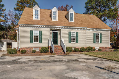 Rocky Mount Single Family Home For Sale: 4140 Ketch Point Drive