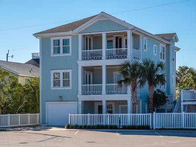 Wrightsville Beach Condo/Townhouse For Sale: 8 W Greensboro Street #B