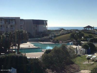 Atlantic Beach Condo/Townhouse For Sale: 1904 E Fort Macon Road #209
