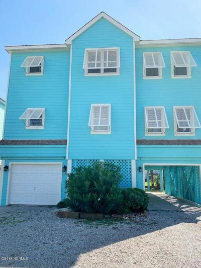 Ocean Isle Beach NC Single Family Home For Sale: $545,000