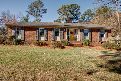 Nash County Single Family Home For Sale: 806 Beechtree Drive
