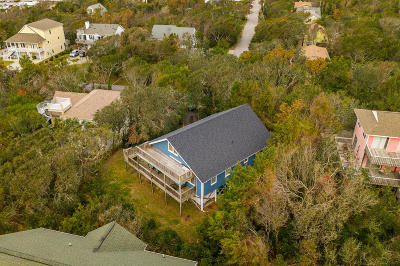 Emerald Isle Single Family Home For Sale: 7807 Forest Drive