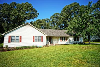 New Bern Single Family Home For Sale: 2036 Williamson Drive