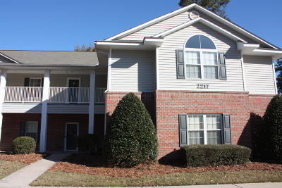 Greenville Condo/Townhouse For Sale: 2217 Locksley Woods Drive #G