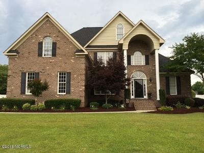 Winterville Single Family Home For Sale: 207 Slaney Loop