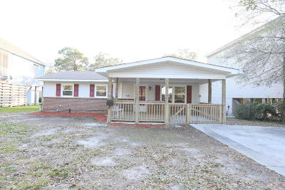 Oak Island Single Family Home For Sale: 4103 E Oak Island Drive