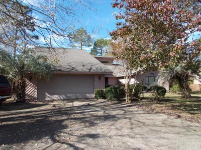 Carolina Shores Single Family Home For Sale: 18 Carolina Shores Drive