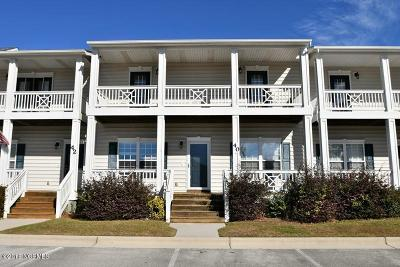 Swansboro Condo/Townhouse For Sale: 40 Ketch Drive