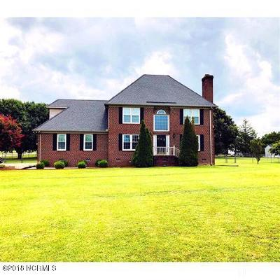 Nashville Single Family Home For Sale: 1339 Red Oak Rd Road
