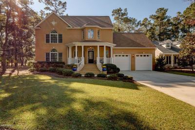 Lockwood Folly Single Family Home For Sale: 2945 E Lakeview Drive SW