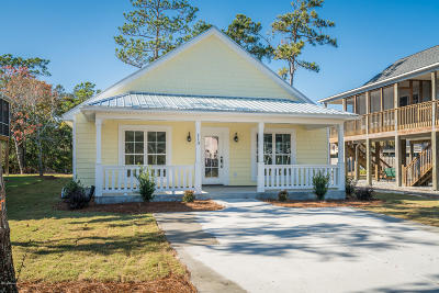 Oak Island Single Family Home For Sale: 113 NE 23rd Street
