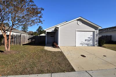 Greenville Single Family Home For Sale: 1700 Westpointe Drive