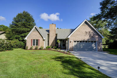 Hampstead Single Family Home For Sale: 213 Shearwater Drive