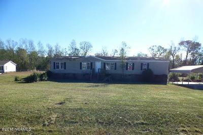 Swansboro Manufactured Home For Sale: 102 Hidden Creek Drive