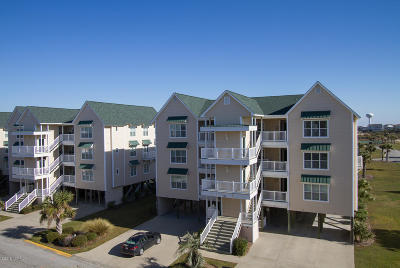 Ocean Isle Beach Condo/Townhouse For Sale: 160 Via Old Sound Boulevard #E