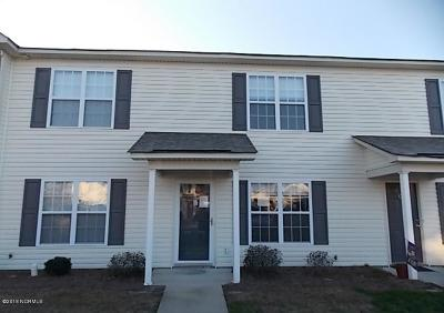 Winterville Condo/Townhouse For Sale: 4243 Dudleys Grant Drive #B