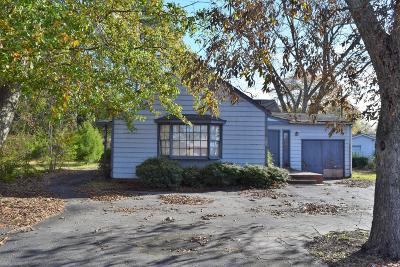 Greenville Single Family Home For Sale: 2529 S Memorial Drive