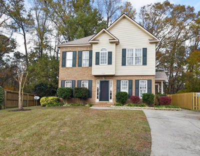 Greenville Single Family Home For Sale: 2309 Old Courthouse Drive