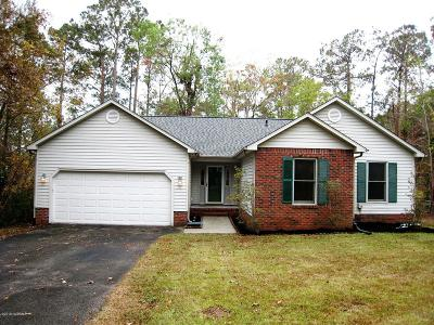 Jacksonville Single Family Home For Sale: 173 Baytree Drive