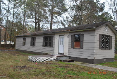 Jacksonville Single Family Home For Sale: 1390 Murrill Hill Road