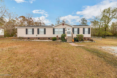 Jacksonville NC Manufactured Home For Sale: $99,900