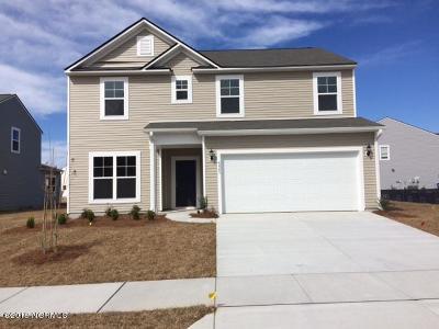 28451 Single Family Home For Sale: 6465 Lucerna Drive