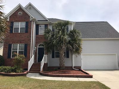 Wilmington Single Family Home For Sale: 5513 Wood Ridge Road