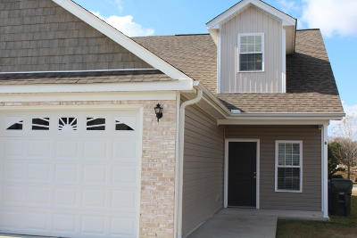 Greenville Condo/Townhouse For Sale: 2216 Chavis Drive #B