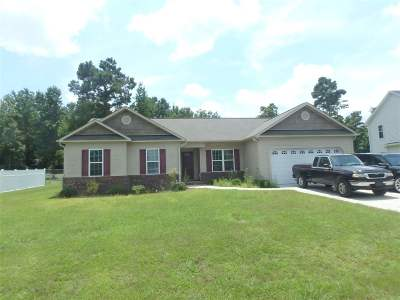 Richlands Single Family Home For Sale: 109 Flat Rock Lane