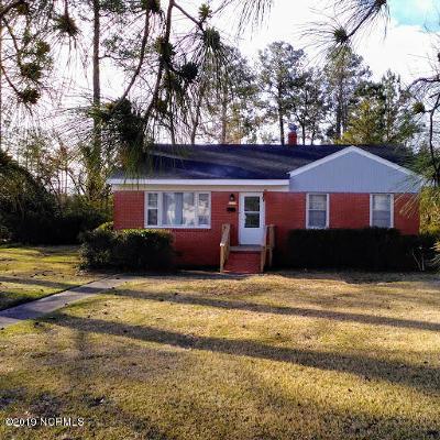 New Bern Single Family Home For Sale: 2111 Spencer Avenue