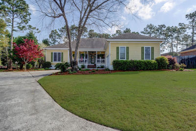 Wilmington Single Family Home For Sale: 2905 Green Tip Cove