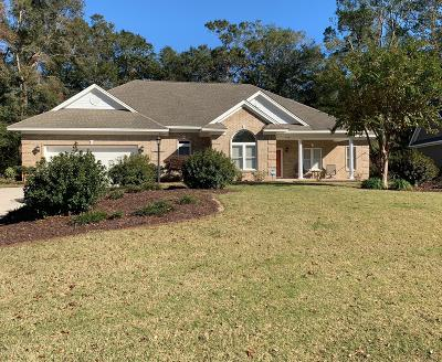 Sunset Beach Single Family Home For Sale: 918 Oyster Pointe Drive