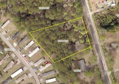 Midway Park Residential Lots & Land For Sale: Walton Road