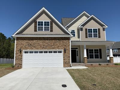Winterville Single Family Home For Sale: 2112 Moxie Lane