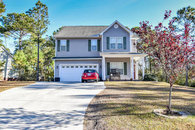 Onslow County Single Family Home For Sale: 125 Forest Lane
