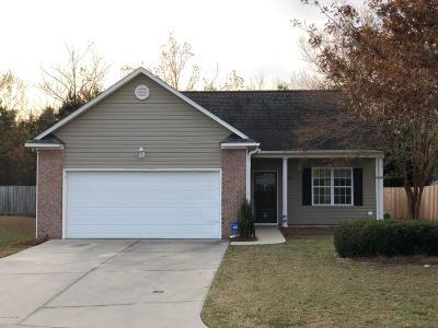 28451 Single Family Home For Sale: 206 Gardenview Court NE