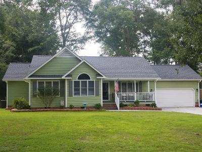 Richlands Rental For Rent: 1307 Willow Springs Drive E