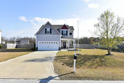 Onslow County Single Family Home For Sale: 120 Buckhaven Drive