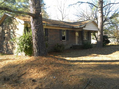 Edgecombe County Single Family Home For Sale: 108 Snowden Street