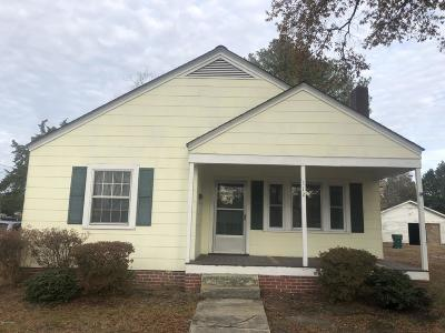 Single Family Home For Sale: 112 Fairview Street