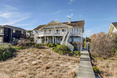 Wilmington Single Family Home For Sale: 264 Beach Road N