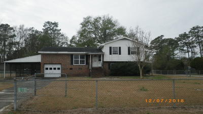 Jacksonville Single Family Home For Sale: 1135 Gould Road