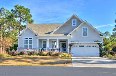 Southport Single Family Home For Sale: 4536 Regency Crossing