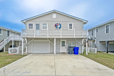 Ocean Isle Beach NC Single Family Home For Sale: $469,000