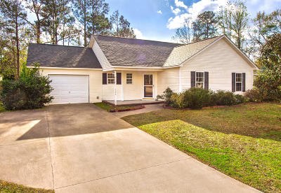 Wilmington NC Single Family Home For Sale: $186,500