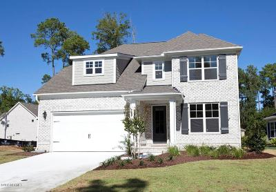 Wilmington NC Single Family Home For Sale: $457,500