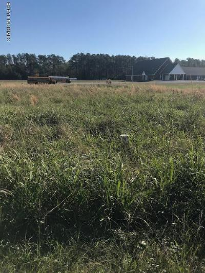 Sneads Ferry Residential Lots & Land For Sale: Lot 25 Lakeside Dr. Drive