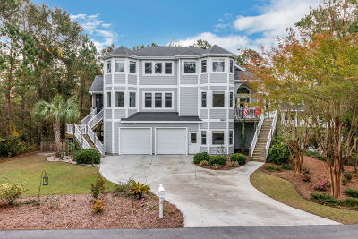 Emerald Isle NC Single Family Home For Sale: $730,000